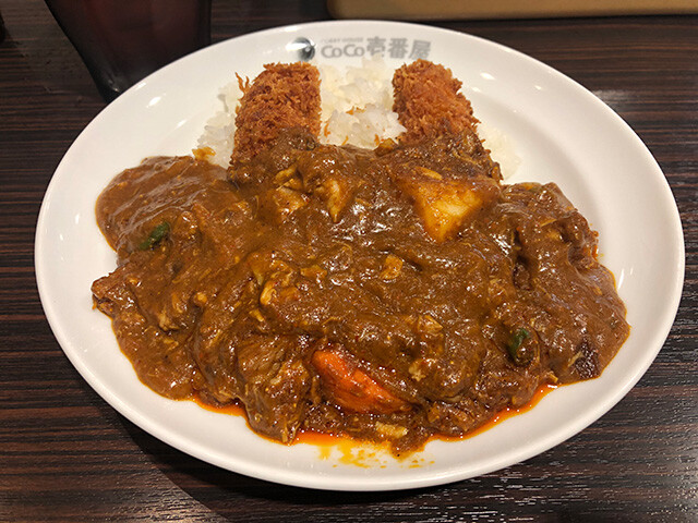 Mini Beef Curry with Various Toppings