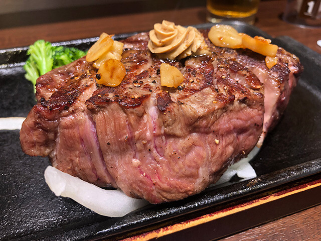 300 g Top Rib Steak