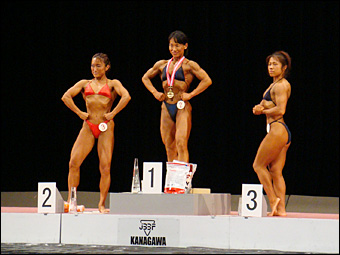 Women 58 kg Category
