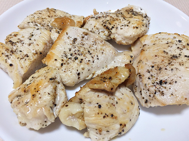 Broiled Chicken Breast