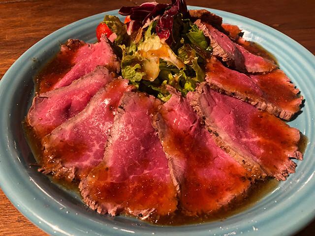 Roast Beef of Beef Thigh