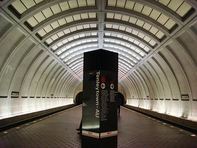 Tenleytown-AU Station