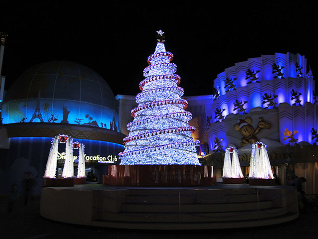 Christmas Tree at IKSPIARI