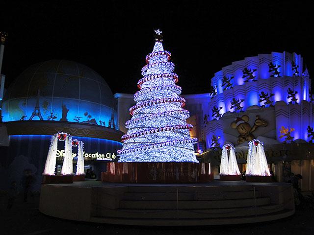 Christmas Tree at IKSPIARI