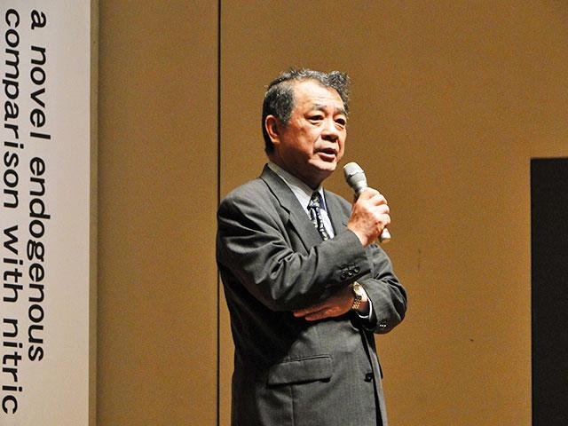Prof. Ozawa