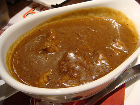 Deluxe Beef Curry