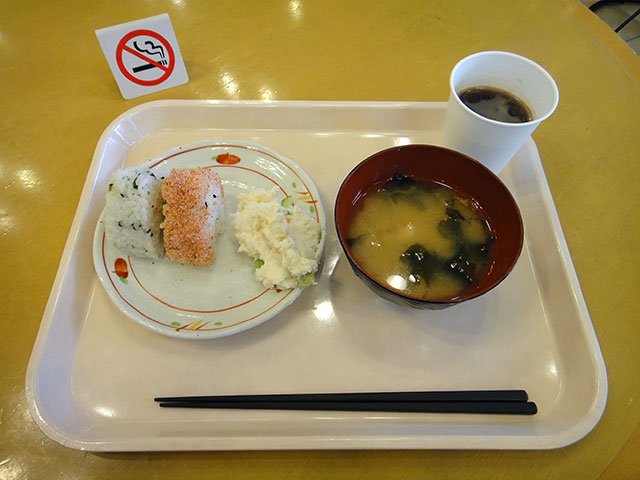 Breakfast of Toyoko Inn