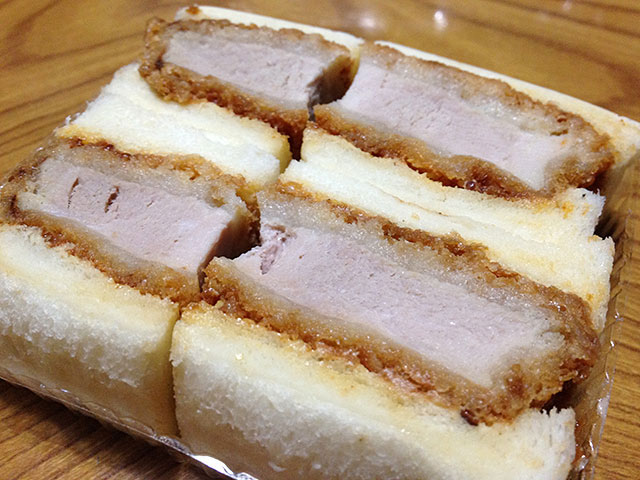 Fillet Cutlet Sandwich