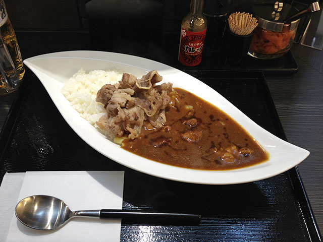 Yakiniku Curry