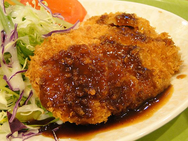 Deep Fried Chicken Tenderloin with Mayonnaise Sauce