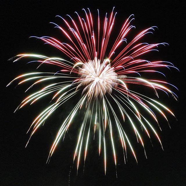 Katsushika Fireworks Festival