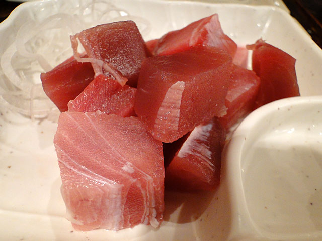 Chopped Tuna