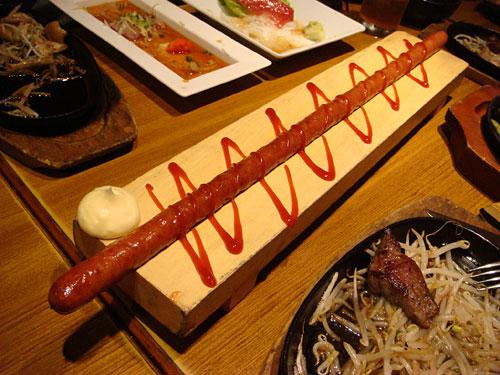 Long Sausage
