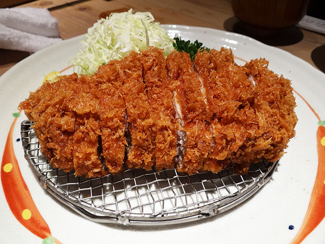 Specially Thick Pork Cutlet