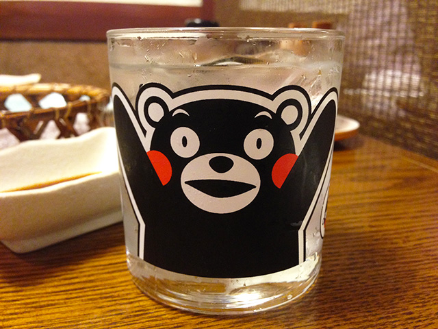 Kumamon Shochu