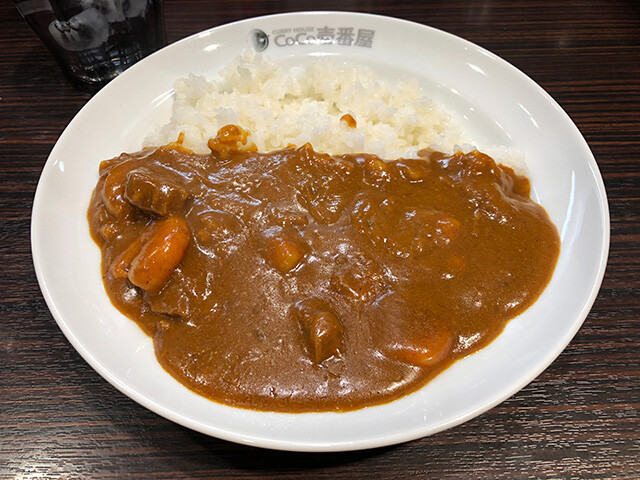 Small Beef Curry with Stewed Chicken and Stewed Shrimps