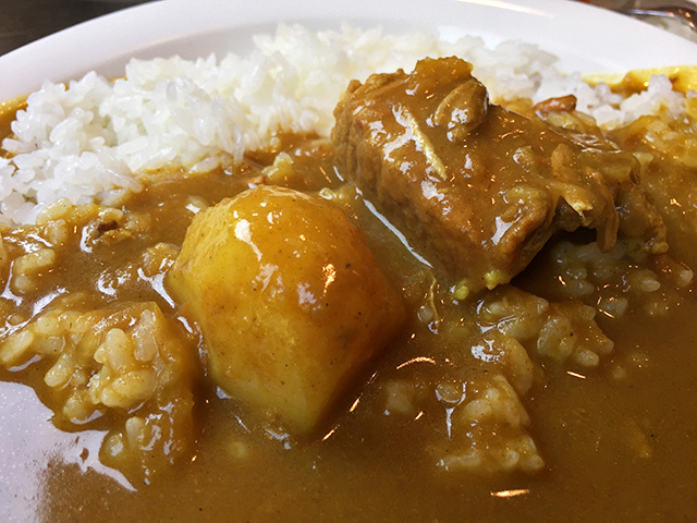 Ceylon-Style Curry and Rice