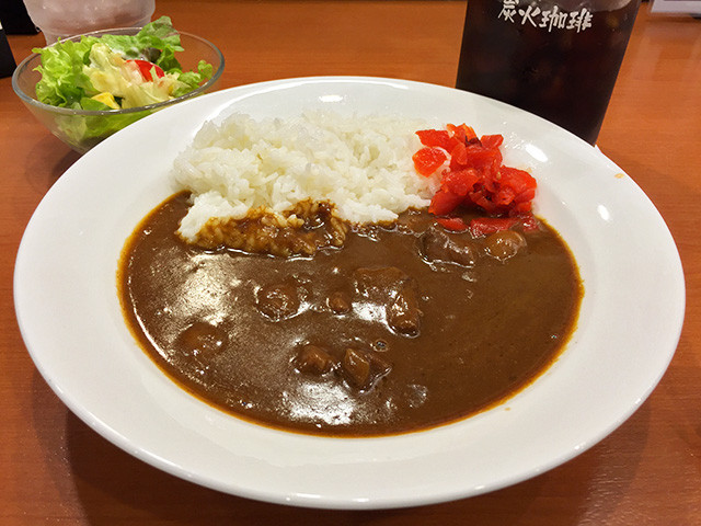 Beef Curry Set