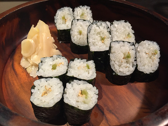 Wasabi Roll Sushi