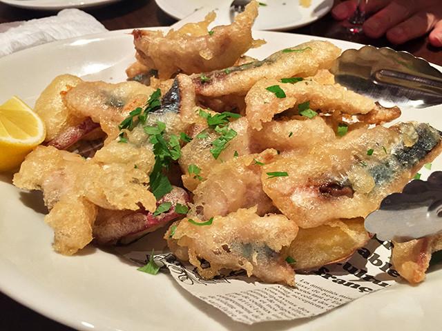 Fish Fritto