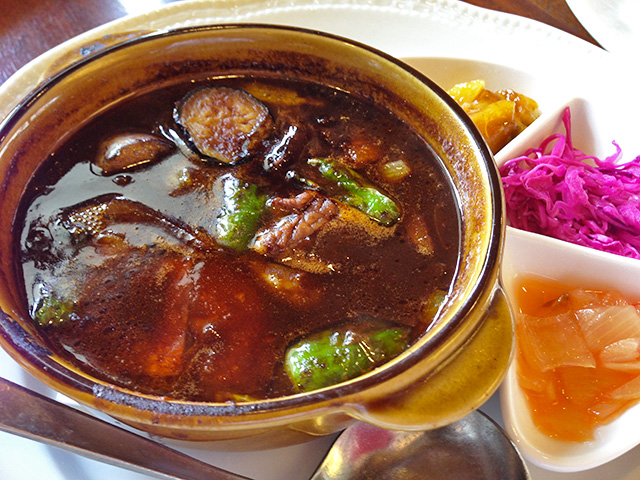 Kashmir Beef Curry