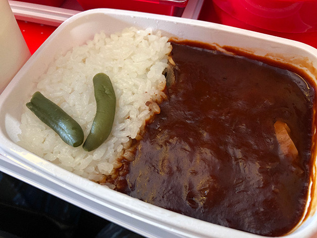 Hashed Beef with Butter Rice