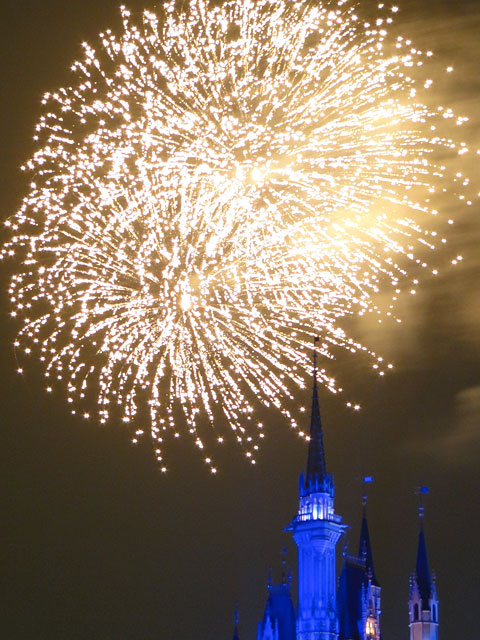 Disney Magic in the Sky