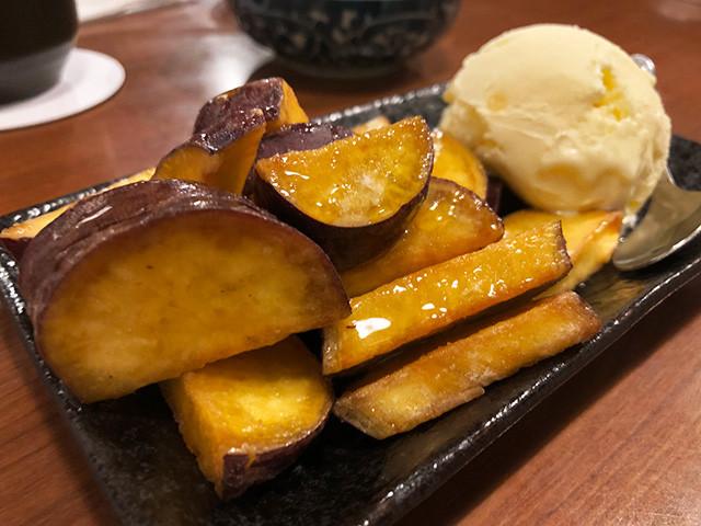 Fried Sweet Potatos MAX