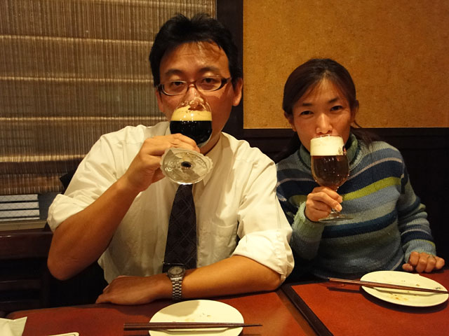Yuki-don and Tequila-san