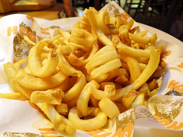 CURLEY FRIES