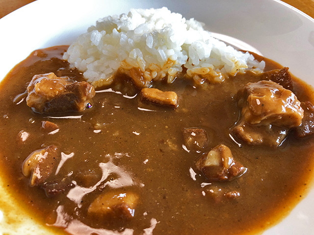UMAGEN Pork Curry