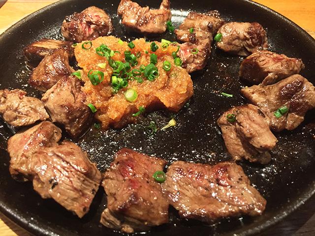 Cubic Steak