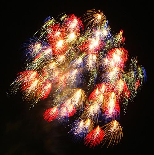 Sumida River Fireworks Festival 2009