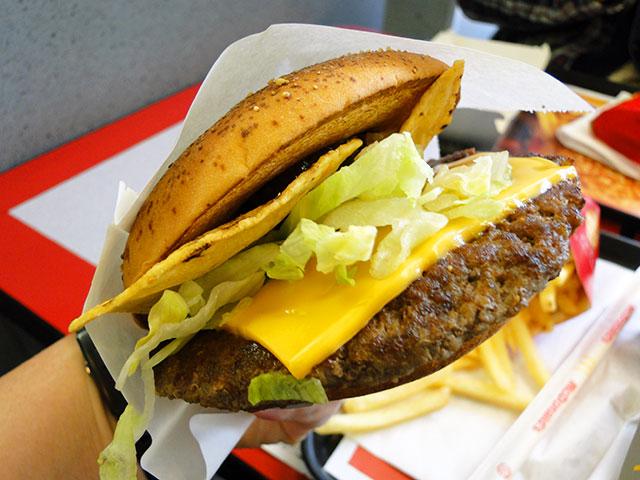 MIAMI Burger