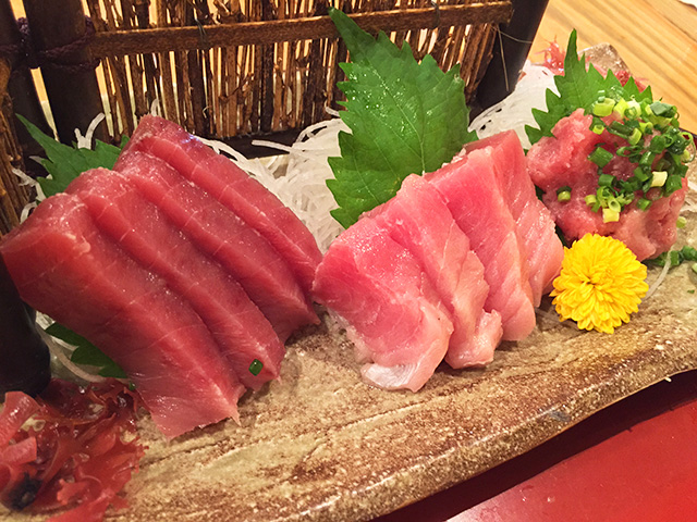 All Kinds of Tuna