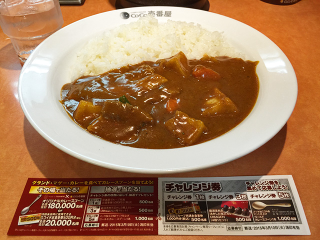 22nd Grand Mother Curry
