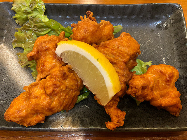 Deep-Fried Chicken