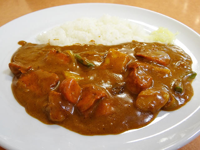 Butter Flavored Chicken Curry with Vegetables