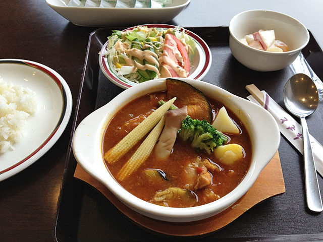 Soup Curry Set