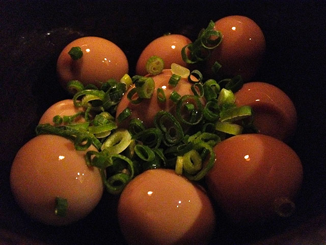 Seasoned Quail Eggs