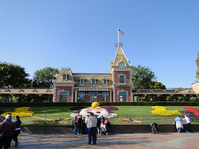 California Disneyland