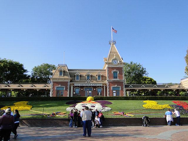 California Disneyland