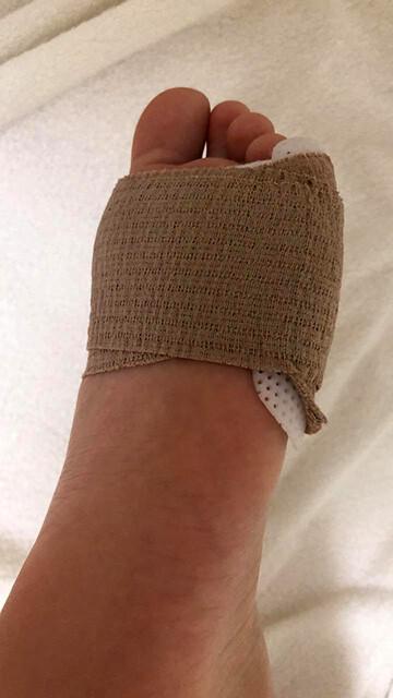 My Daughter's Foot