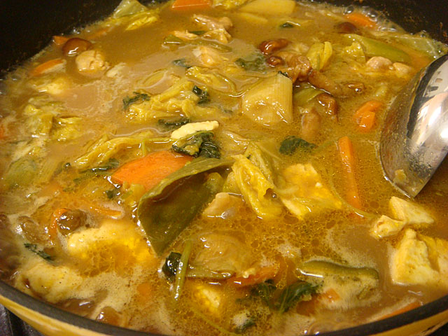 CoCoICHI's Curry Pot