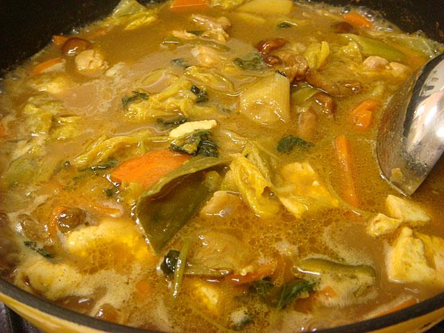 CoCoICHI's Curry Pot