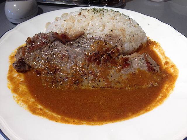 Kyoto University President's Special Curry