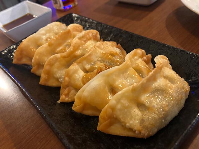 Deep-Fried Gyoza