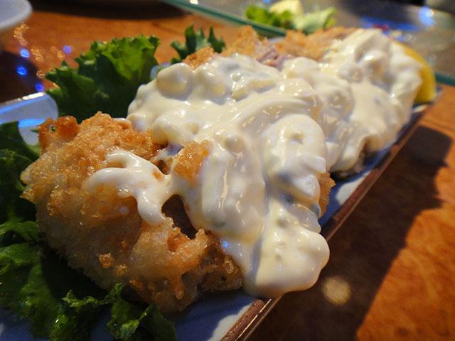 Tuna Katsu with Tartar Sauce