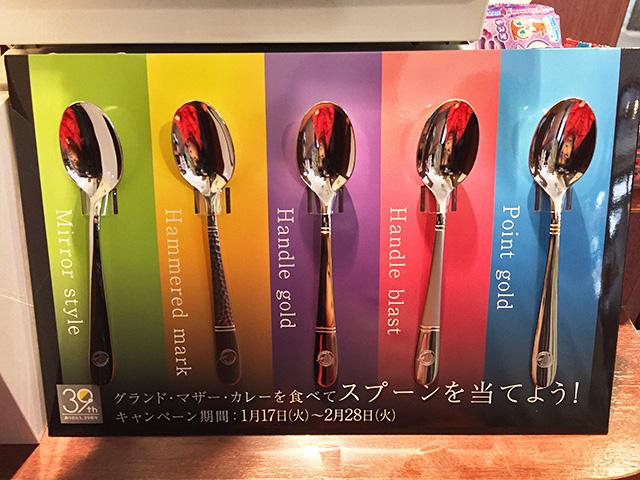 CoCoICHI Year Spoons