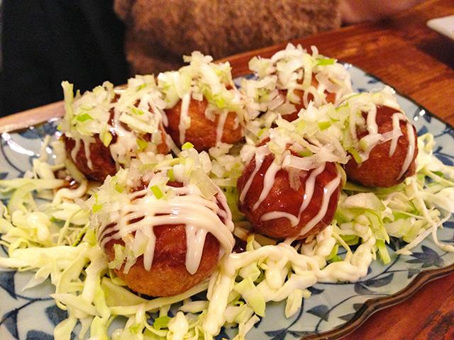 Kanto-Style Takoyaki